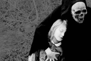 Grim Reaper, Monochrome, Death
