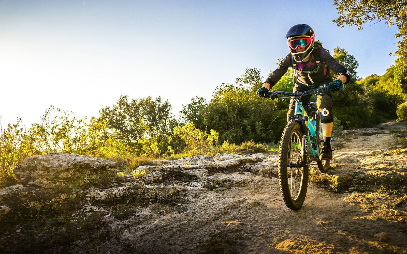 Mountain Road Bike Wallpapers: Mountain Bikes, Women With Bikes, Helmet, Bicycle