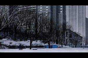 winter, Tokyo Godfathers