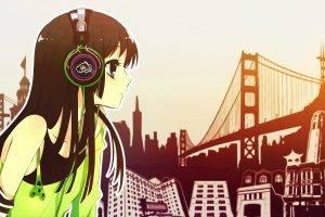 anime, K ON!, Akiyama Mio