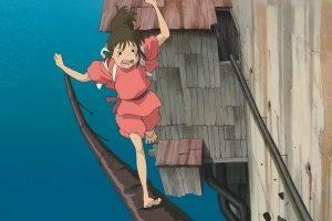 Studio Ghibli, Spirited Away, Anime, Chihiro, Anime Girls