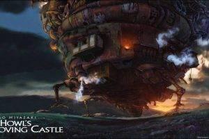Studio Ghibli, Howls Moving Castle, Anime