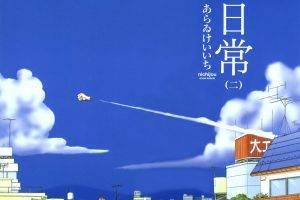 Nichijou, Nano Shinonome, Anime