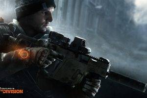 artwork, Video Games, Tom Clancys The Division