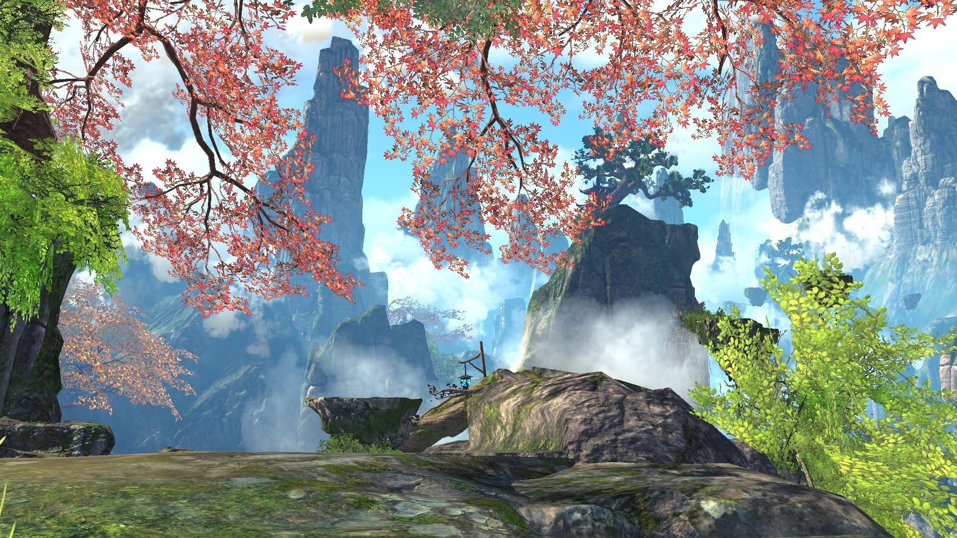 Screenshots Video Games Blade Soul Wallpapers Hd Desktop And