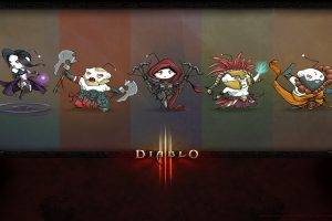 Diablo III, Barbarian, Blizzard Entertainment, Classes, Video Games, Artwork