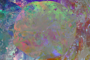 glitch Art, LSD, Abstract