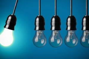 digital Art, Artwork, Lightbulb, Light Bulb
