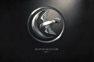 A Song Of Ice And Fire, Digital Art, Game Of Thrones, House Arryn, Sigils