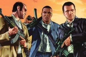 Grand Theft Auto V, Machine Gun