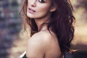Keira Knightley, Brunette, Women, Actress, Bare Shoulders