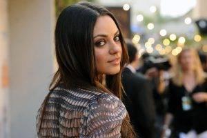 Mila Kunis, Brunette, Women, Actress