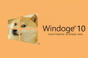 microsoft windows windows 10 doge dog memes