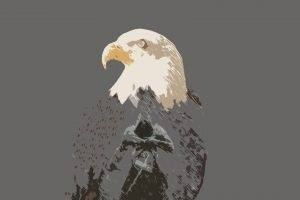 assassins creed assassin simple simple background eagle