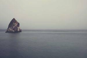 sea, Rock