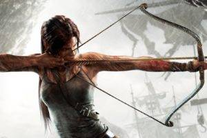 Tomb Raider, Archer, Hair bows