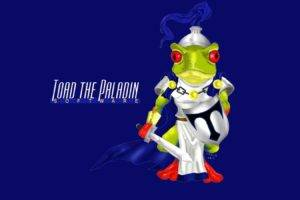 artwork, Toad the Paladin