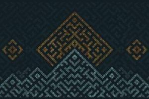 pattern, Digital art