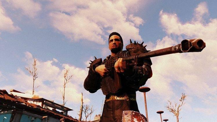 Fallout, Fallout 4 HD Wallpaper Desktop Background