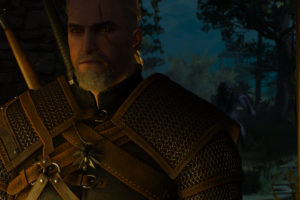 Geralt of Rivia, The Witcher 3: Wild Hunt, Video games, The Witcher