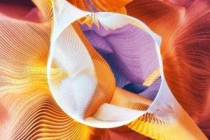 abstract, Lines, Colorful, Geometry, Circle, Digital art, Shapes