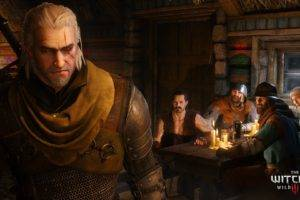 Geralt of Rivia, The Witcher 3: Wild Hunt, PC gaming, CD Projekt RED