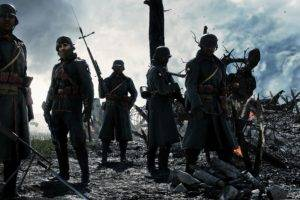 soldier, Battlefield 1, EA DICE, World War I, War, Video games