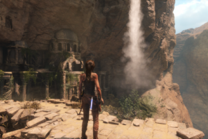 Lara Croft, Rise of the Tomb Raider, Tomb Raider