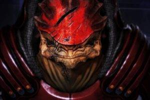 Urdnot Wrex, Mass Effect, Video games
