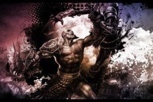 God of War, Kratos, Samirus