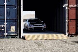 Nissan Skyline GT R R34, Car