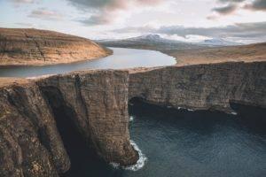 nature, Landscape, Water, Faroe Islands