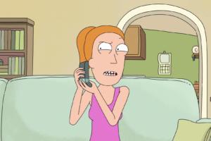 Rick and Morty, Adult Swim, Cartoon