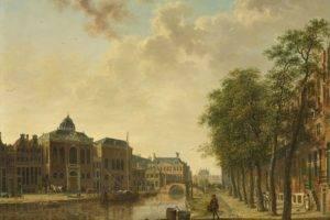Hendrik Keun, Amsterdam, Artwork, Painting