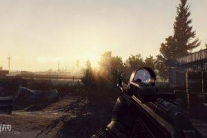 Escape from Tarkov, War Game, First person shooter