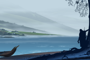 The Banner Saga, Video games, Artwork, Concept art, Digital art