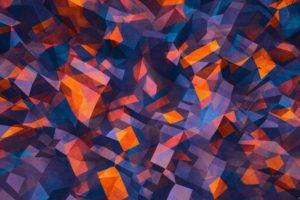 abstract, Texture, Colorful, Digital art, Shapes