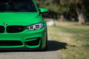 photography, BMW, Green, Headlights, BMW M3