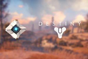 landscape, Destiny (video game), Ghost