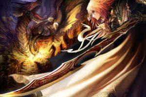 anime, Dragon