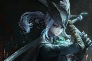 fantasy art, Bloodborne