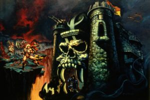 fantasy art, He Man and the Masters of the Universe