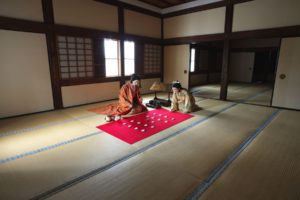 people, Women, Asia, Building, Ancient, Architecture, Cat, Himeji Castle