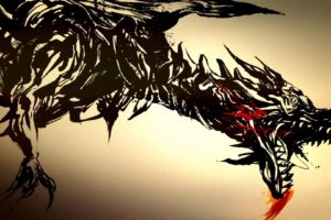 Drifters, Dragon, Anime, Anime art