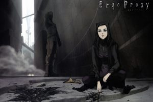 Ergo Proxy, Anime girls, Re l Mayer