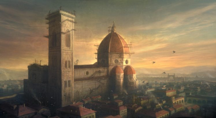 Assassins Creed, Florence HD Wallpaper Desktop Background