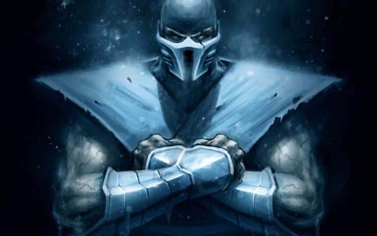 Sub Zero HD Wallpaper Desktop Background