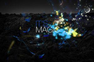 magic, Effects, Dark