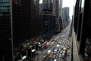 New York City, Traffic