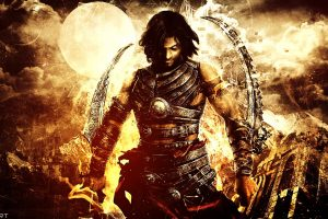 Prince of Persia, Tattoo, Prince of Persia: Warrior Within